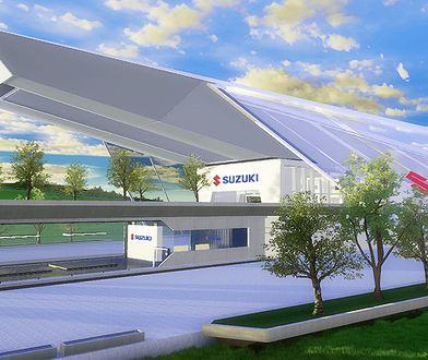 Suzuki otwiera wirtualny salon motocyklowy. Skonfigurujesz maszynę w domu