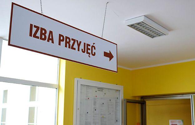 Pijany lekarz przyjmował pacjentów na SOR w Tarnowie