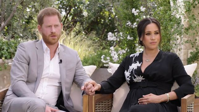 Meghan i Harry udzielili głośnego wywiadu w telewizji