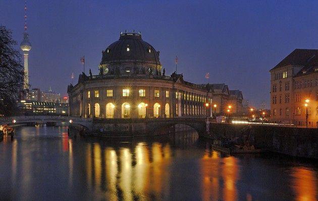 Miejsce 10. Wyspa Muzeów w Berlinie
