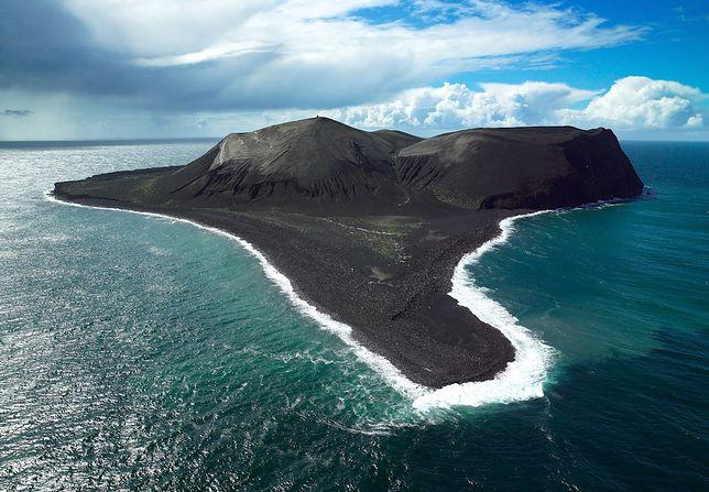 Surtsey – najmłodsza wyspa na świecie