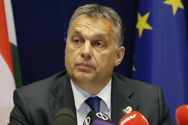 Orban cieszy się z wprowadzenia kontroli na niemieckiej granicy