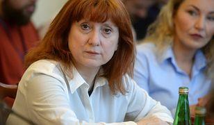 Małgorzata Prokop-Paczkowska jest nękana. To już nie tylko groźby na wycieraczce
