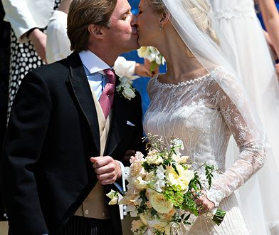 Ślub w rodzinie królewskiej. Lady Gabriella Windsor wyszła za mąż