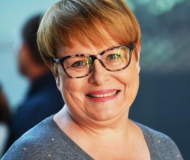 """Łepkowska: Mnie bardziej upokorzyłaby zdrada męża niż to, że kolega powie do mnie: """"Masz ładne cycki"""""""