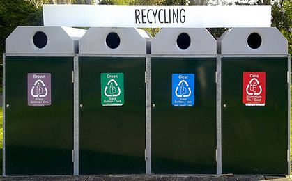 Tyle zysku, ile śmieci z odzysku