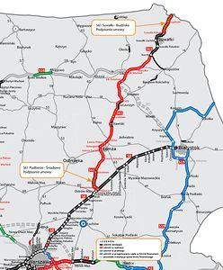 Drogi w Polsce. Są nowi wykonawcy i umowy na budowę dwóch odcinków Via Baltica