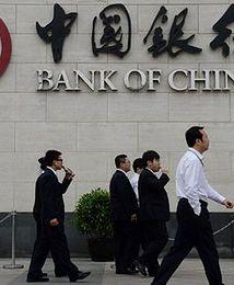 Europa boi się chińskich banków
