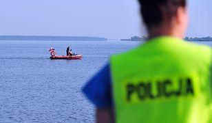 Tragiczny finał urodzin nad jeziorem Pile. Nie żyje 25-latek z Gdańska