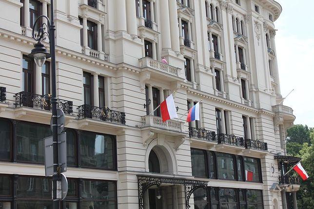 Rosyjscy kibice chcą przejść ulicami Warszawy!