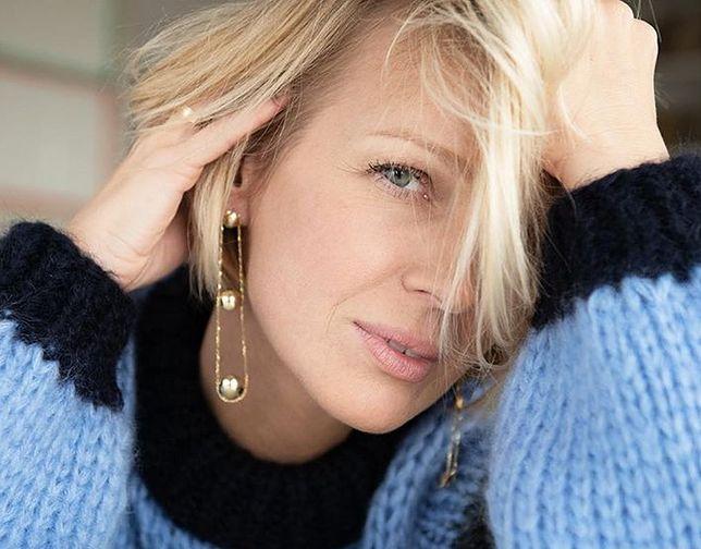 """Magda Mołek pokazała zdjęcie z """"Playboya""""."""