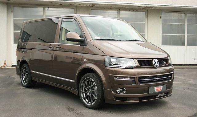 Wyjątkowy Volkswagen Multivan już gotowy
