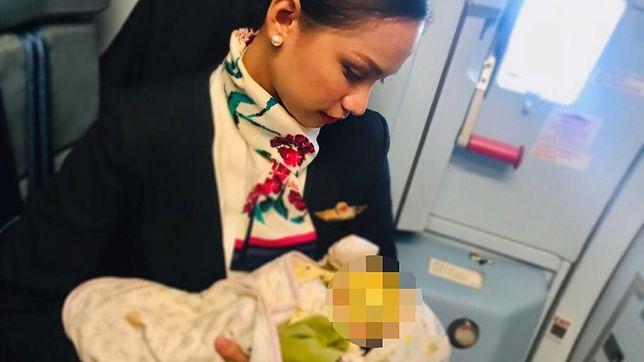 24-letnia Patrisha Organo jest stewardesą w liniach Philippine Airlines