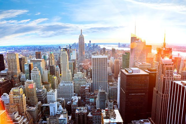 9. Nowy Jork, Stany Zjednoczone