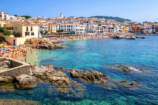 Wczasy w Hiszpanii - Costa Brava