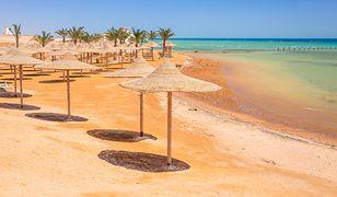Okazja dnia: wczasy all inclusive w Egipcie w hotelu z aquaparkiem za 1538 zł