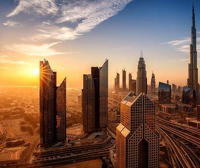 """W Dubaju brakuje wody. Szaleńczy pomysł ma """"rozwiązać problem całego świata"""""""
