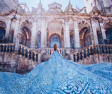 Jeździ po świecie i fotografuje kobiety na tle najpiękniejszych miejsc