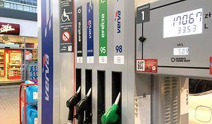 Paliwa na stacjach są droższe, niż mogłaby sugerować cena ropy na rynkach.