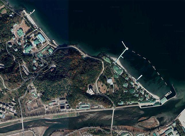Jak mieszka Kim Dzong Un. Rezydencja, która zachwyca i przeraża jednocześnie
