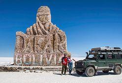 Kierunek: Boliwia. Ziemia obdarowana