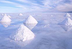 Salar de Uyuni. Białe złoto XXI wieku