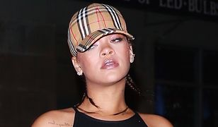 Rihanna lansuje kratę na jesień. Wszyscy i tak patrzą na jej buty