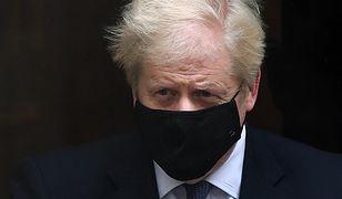 Boris Johnson w sobotę wieczorem ogłosił drugi lockdown