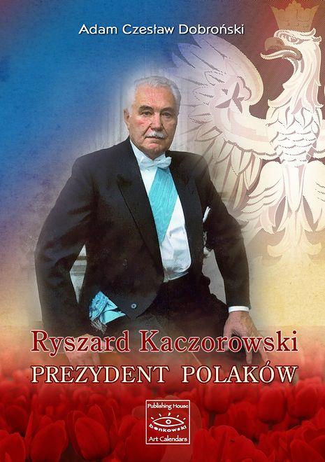 Ukazał się album o prezydencie Kaczorowskim