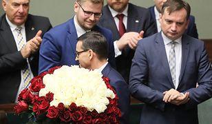 Rekonstrukcja rządu i tarcia w obozie PiS. Michał Woś o łączeniu resortów