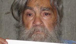 Charles Manson poważnie chory. Trafił na ostry dyżur