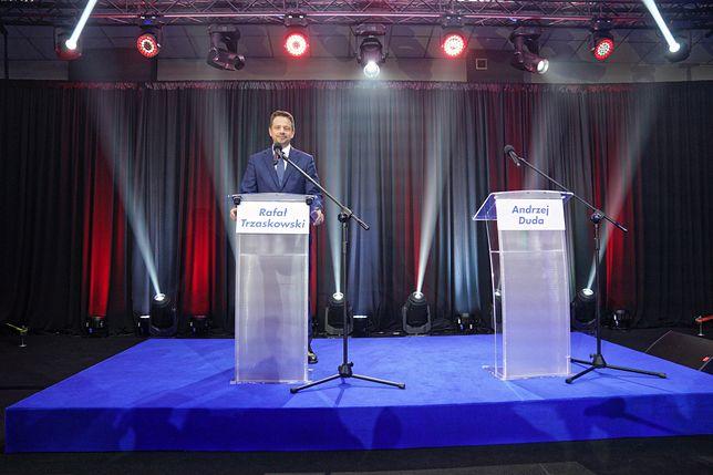 Rafał Trzaskowski wziął udział w debacie w Lesznie