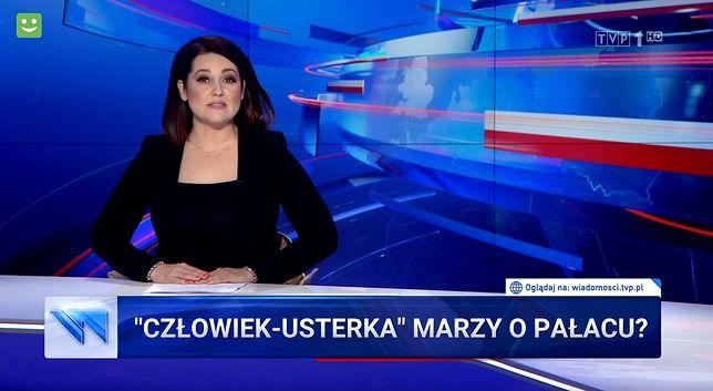 """Brutalny atak """"Wiadomości"""" na Trzaskowskiego wywołał oburzenie w sieci"""