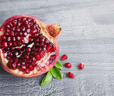 Granat wciąż jest owocem niedocenianym w Polsce.