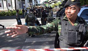 To kolejna bomba znaleziona w Bangkoku. W ubiegłotygodniowym wybuchu zginęło 20 osób