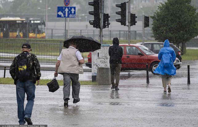 Synoptycy prognozują ochłodzenie i deszcze
