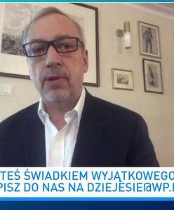"""Świętowanie Halloween będzie karalne? """"Nie będę się pastwił nad marszałek Sejmu"""""""