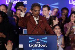 Chicago. Burmistrz Lori Lightfoot szokuje, dziennikarze oburzeni