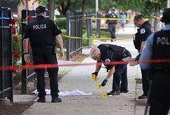 Chicago. Wstrząsający bilans strzelanin podczas długiego weekendu