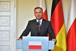 Andrzej Duda: Polska i Niemcy są jak sąsiadujące ze sobą farmy