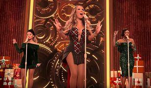 Mariah Carey nagrała kolejny świąteczny przebój? Gościnnie Ariana Grande i Jennifer Hudson [WIDEO]