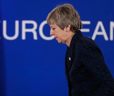 Theresa May nie potrafiła wyartykułować swojego planu B. Więc Unia zrobiła to za nią
