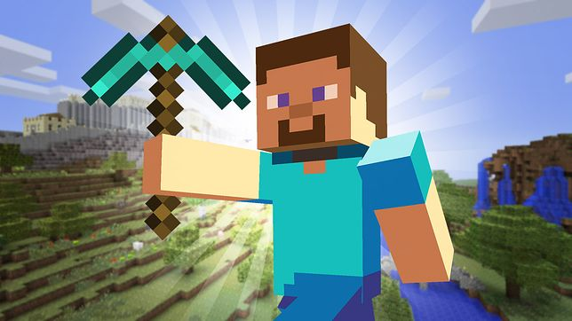 """Gra """"Minecraft"""" to wielki hit Microsoftu"""