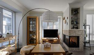 Elegancka lampa odmieni wnętrze