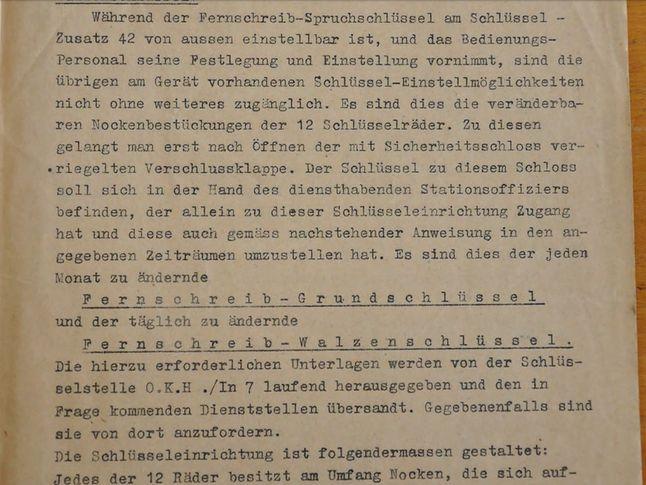 Fragment instrukcji obsługi Lorenz SZ42