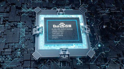 Rywal układu Tesla A100 od Nvidii z ChRL? Baidu prezentuje Kunlun II