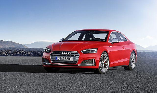 Audi A5/S5 Coupe: ewolucja zamiast rewolucji