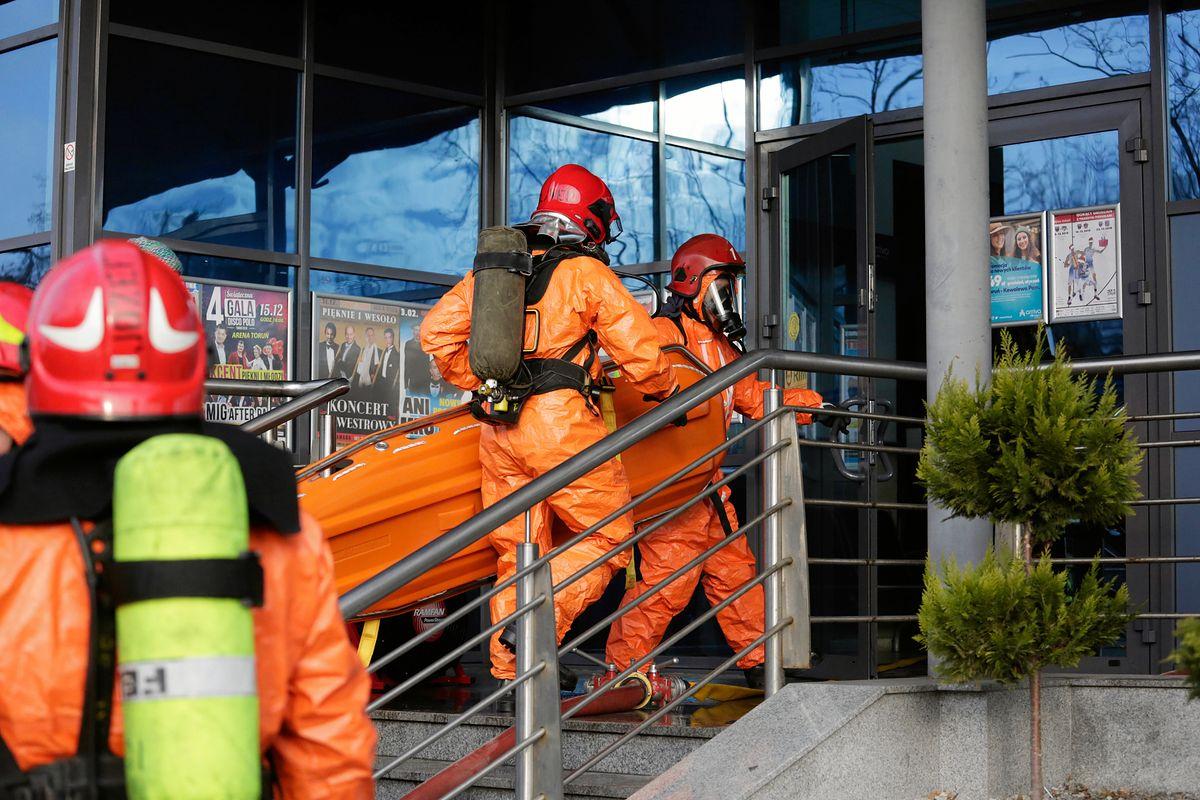 Warszawa. Strażacy sprawdzą działanie systemu [zdj. ilustracyjne]