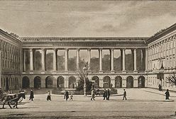 71 lat temu wysadzono Pałac Saski [Interaktywna wizualizacja]