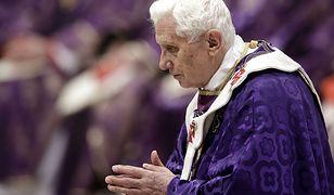 Racją życia i posługi Benedykta XVI było przypomnienie prymatu Boga